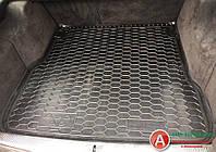 Avto-Gumm Модельный резиновый коврик в багажник Audi A-6 C5 1998- Avant (универсал)