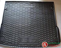 Avto-Gumm Авто-коврик в багажник Audi Q-7 2005- резиновый Avto-Gumm