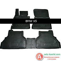 Avto-Gumm Коврики резиновые в салон для BMW Е70 X-5 ( 2007-) Auto-Gumm