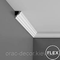 Карниз гибкий из полиуретана ORAC DECOR (Орак Декор) CX110F
