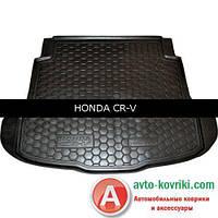 Avto-Gumm Модельный  коврик в багажник для Honda CR-V 2006- от Auto Gumm
