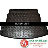 Avto-Gumm Модельный  коврик в багажник для Honda CR-V 2012- от Auto Gumm