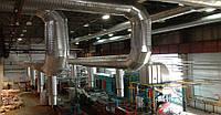 Вентиляция зданий и производственных помещений от компании Etual