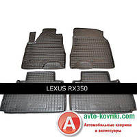 Avto-Gumm Коврики в салон Lexus RX-350 (2010-) от Auto Gumm