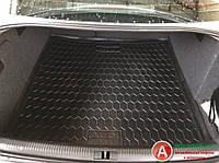 Avto-Gumm Модельный коврик в багажник Audi A-4 2000-2007 (B6-B7) sedan от Avto-Gumm