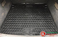 Avto-Gumm Резиновый коврик в багажник Audi A-6 C5 1998-2004 sedan от Avto-Gumm