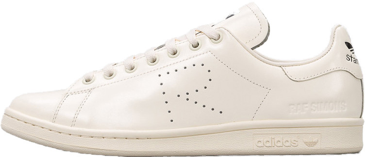 Мужские Кроссовки Adidas Stan Smith Raf Simons Cream — в Категории