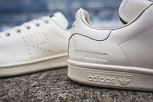 Мужские кроссовки Adidas x Raf Simons Stan Smith Cream F34256, Адидас Стен Смит, фото 2