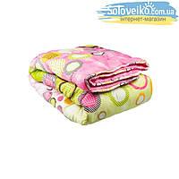 Одеяло 2-й силикон  ткань поликоттон 2,0 (в чемодане)