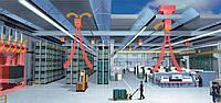 Вентиляция торговых центров от компании Etual