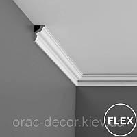 Карнизы из полиуретана гибкие ORAC DECOR (Орак Декор) CX148F