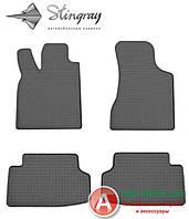 Stingray (Evolution) Резиновый набор ковриков для Volkswagen Sharan 2010- от Stingray (Evolution)