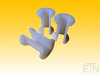 Вкладыш TPE 16, комплект из 3 штук, для рельсов 16 мм, 52 x 46 x 70 мм (2100 16 Sk04676-12), BASF