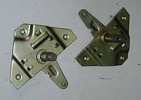 Привод замка двери КАМАЗ в сб. правый/левый