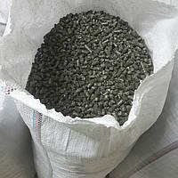 Пеллеты из лузги подсолнуха (упаковка мешок 40кг)