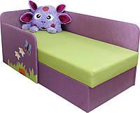 Детский диванчик с бортиком Лунтик для детей