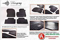 Stingray (Evolution) Модельные автоковрики для Mitsubishi ASX 2010- от Stingray (Evolution)