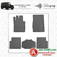 Stingray (Evolution) Автомобильные коврики в салон Mercedes G-Class W463 1990- от Stingray (Evolution)