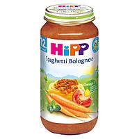 Детское пюре HiPP Спагетти Болоньезе от 12 месяцев 250 г