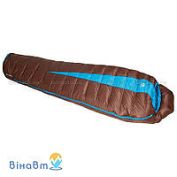 Спальный мешок Sir Joseph Paine 900 Brown/Turquoise R