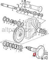Болт ступицы колеса John Deere, код запчасти Z36742.P
