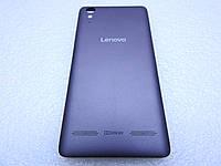 Крышка АКБ Lenovo A6010 Battery Cover black (5S58C03106)