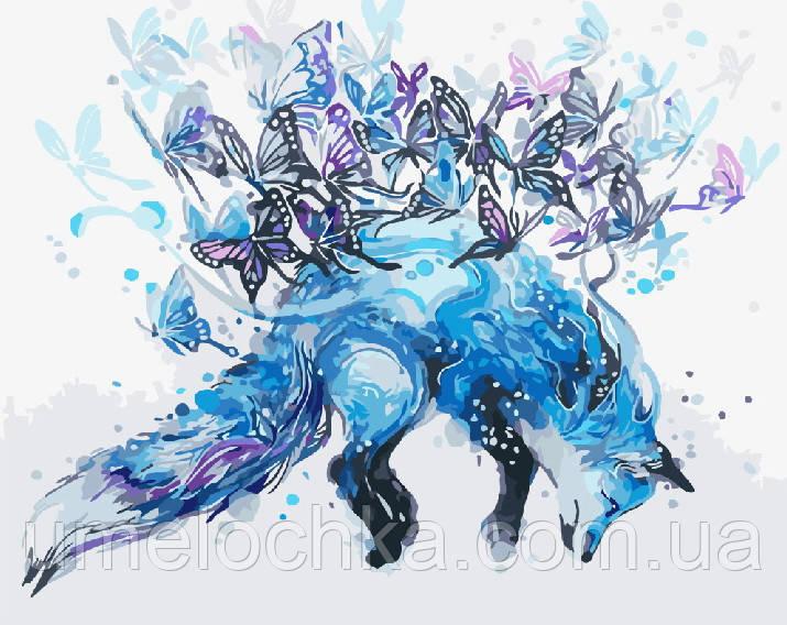 Картина-раскраска Дух леса (BRM3504) 40 х 50 см