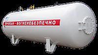 Резервуары (емкости) НПК Шельф - для хранения LPG (СУГ, пропан-бутан и пр.) - НПК Shelf