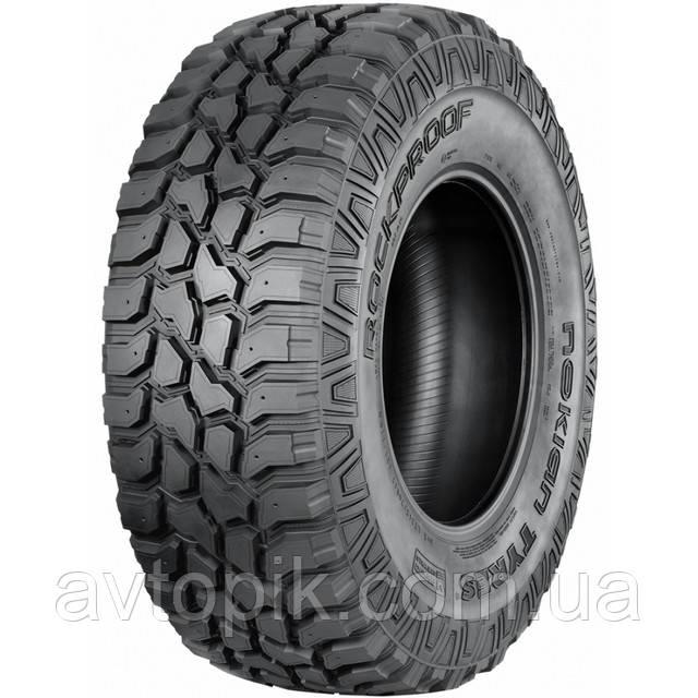 Всесезонні шини Nokian RockProof 315/70 R17 121/118Q