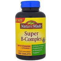Nature Made, Супер-B комплекс, 360 таблеток