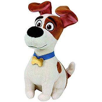"""Мягкая игрушка """"Тайная жизнь домашних животных"""" - терьер Макс, 17 см"""