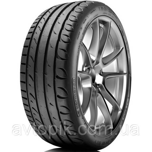 Літні шини Orium UHP 235/45 ZR17 94W