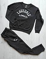Теплый женский спортивный костюм Lonsdale Оригинал