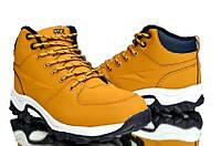 Зимние ботинки на толстой подошве код:6985340247