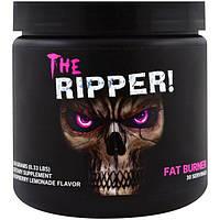 Cobra Labs, The Ripper, сжигатель жира, малиновый лимонад, 0,33 фунта (150 г)