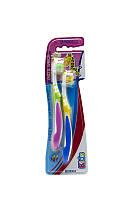 Elkos Dental Kids - Зубная щетка детская - жесткая 2шт