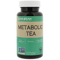 MRM, Чай для метаболизма, 60 веганских капсул