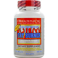 Health Plus Inc., Fire Ball Sports Nutrition Fat Burner, 60 Caplets