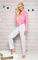 Пижама Oda 1193 Taro S, розовый