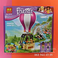 Конструктор Воздушный шар Friends 260 деталей