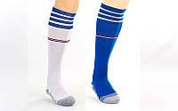 Гетры футбольные детские с символикой клуба Chelsea 5079-CH: 32-39 размер
