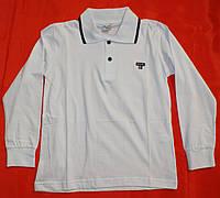 Рубашка Поло трикотажная для мальчика 8-14 лет