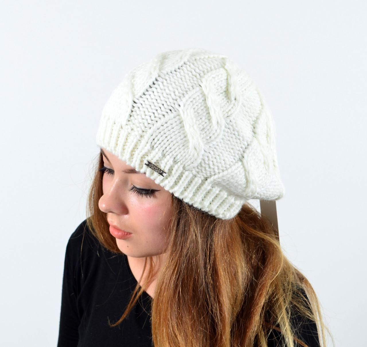 e8ac837895bd Вязаные женские береты оптом: купить шапки оптом, цена в Хмельницком, шапки  ...
