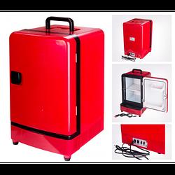 Автохолодильник термоэлектрический для машины BL-113- 14L 14 л, DC/AC 12V/ 24V/220V, 48W