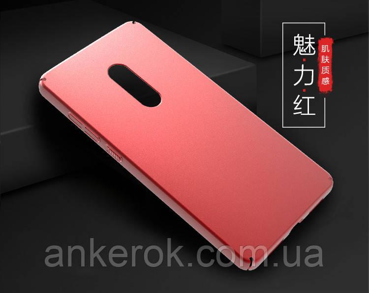 Чехол-бампер Biaze для Xiaomi Redmi Note 4x (Red)