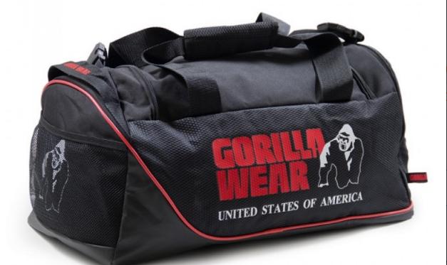 03937e860aab Сумка Gorilla Wear Jerome Gym Bag — в Категории