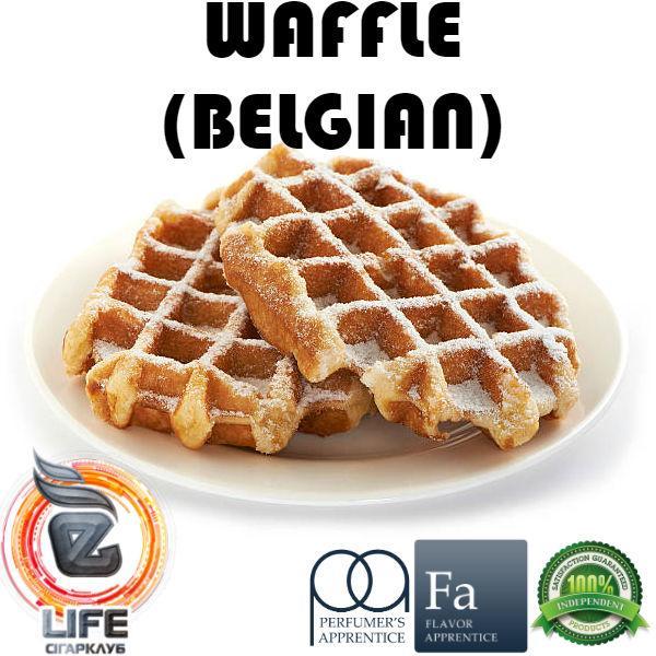 Ароматизатор TPA Waffle (Belgian) Flavor (Бельгийские вафли)