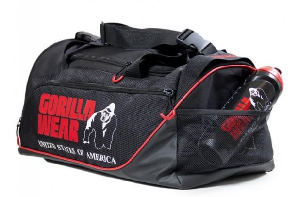 80f9281a9558 Сумка Jerome Gym Bag выполнена из ультра-прочной ткани и имеет множество  карманов для различного хранения. Кроме того, сумка имеет съемный плечевой  ремень и ...