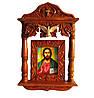 """Киот """"Иисус Христос"""" ручная работа"""