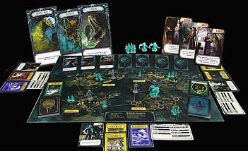 Настольная игра Pandemic: Reign of Cthulhu (Пандемия: Господство Ктулху) eng., фото 3